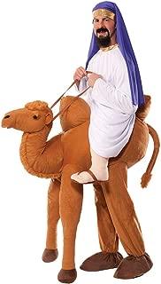 Adult Size Plush Ride A Camel Costume - Ride On - Nativity - Desert Sheik