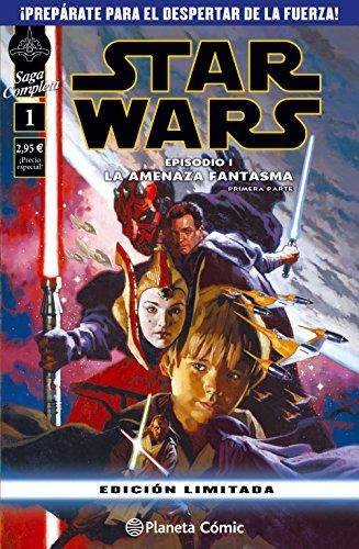 Star Wars Episodio I (primera parte): La amenaza fantasma: 6 (Star Wars: Cómics Grapa Marvel)
