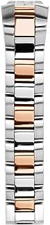 Two Tone Rose Gold & Steel Bracelet - Model 2-SSTRG