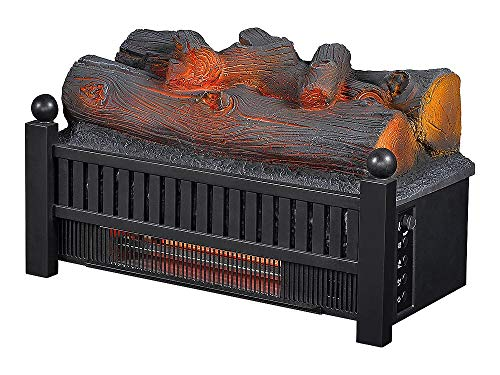 Duraflame ElectricLog Set Heater (Infrared with Sound)