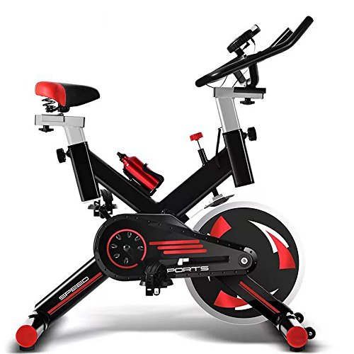 YHSPORT Indoor Cyclette Cyclette, Sport Training Aerobico Cycle Exercise Bike Fitness Cardio Workout velocità Regolabile
