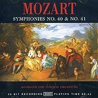 Symphonies NO.40&NO.41