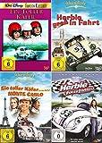Herbie - Collection: Ein toller Käfer | Fully Loaded | Rallye Monte Carlo | Groß in Fahrt (4-DVD)