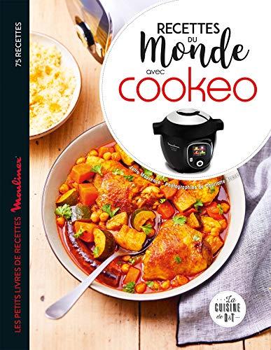 Cookéo cuisine du monde (Les petits Moulinex/Seb)