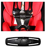 2 Pack Car Seat Chest Harness Clip Car Seat Safety Belt Clip Buckle Lock Stroller Chest Cl...