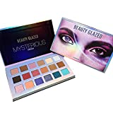 Beauty Glazed Matte Pearlescent Glitter Eye Shadow 18 Colors Pigment Eye Shadow Palette Easy To Wear Shimmer Makeup Eyeshadow Cosmetics Long Lasting Waterproof Makeup Tools