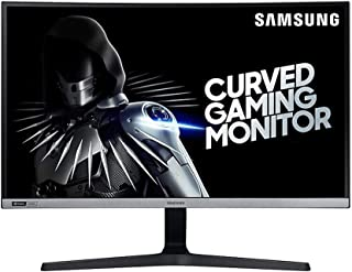 Samsung 27 Inch Curved Gaming Monitor with 240Hz Refresh Rate, LC27RG50FQEXXY,Dark Blue Gray