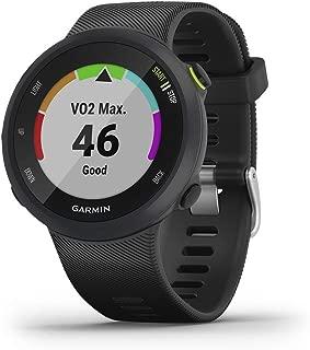 Garmin Forerunner 45 Rubber Watch (Black)