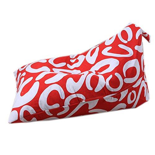 Gaeruite peluche Animal Toy stockage sac pouf chaise pour les enfants et les adultes - Organisateur de grande capacité Chaise de sac de haricot (C LYL 71)