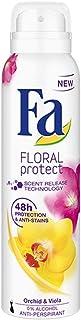 Fa Fa Deospray Floral Protect Orchid & Viola, 200 ml - 1 Piece