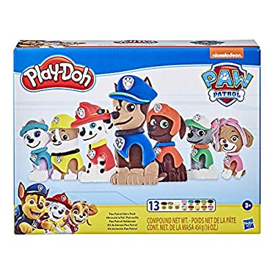 Play-Doh Set Patrulla Canina (Hasbro E90975L1) de Hasbro