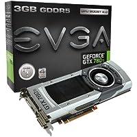 EVGA Geforce GTX780 TI - Tarjeta gráfica (3 GB gddr5)