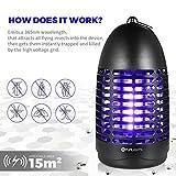 Zoom IMG-1 yunlights zanzariera elettrica 7w lampada