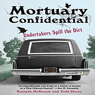 Mortuary Confidential cover art
