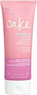 Cake Beauty Desserted Island Coco Supreme Body Mousse, 6.76 Ounces