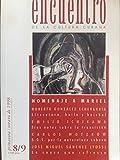 Encuentro de la cultura cubana.homenaje a mariel.numero 8-9.primavera-verano de 1998.