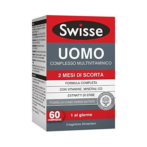 Swisse Swisse Multivit Uomo - 60 compresse