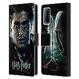 Head Case Designs sous Licence Officielle Harry Potter Potrait Deathly Hallows VIII Coque en Cuir à...