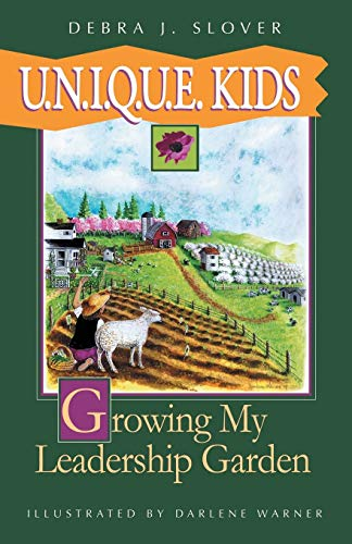 Image of U.N.I.Q.U.E. Kids: Growing My Leadership Garden