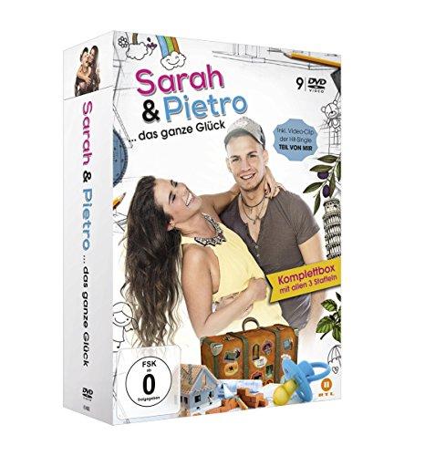 Sarah & Pietro - Das Ganze Glück (Staffel 1-3) (9 DVDs)