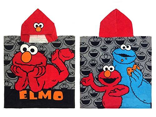 hooded monster towel - 2