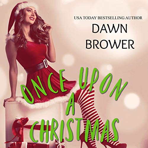 Once Upon a Christmas audiobook cover art