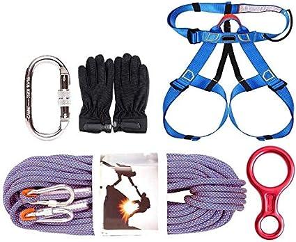 YXCC Descenso al Aire Libre de la Cuerda Conjunto de ...
