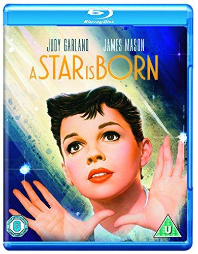 A Star is Born [Blu-ray] [1954] [Region Free] [UK Import]