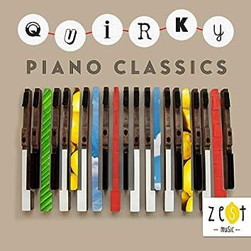 Quirky Piano Classics