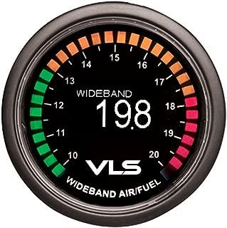 Revel 1TR1AA005R Gauge (VLS 52mm 10.0:1-20.0:1 AFR Digital OLED Wideband Air/Fuel Ratio)