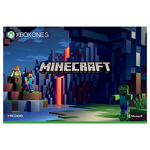 Acheter la Console Xbox One S 1TB LE Minecraft Édition Limitée - 5
