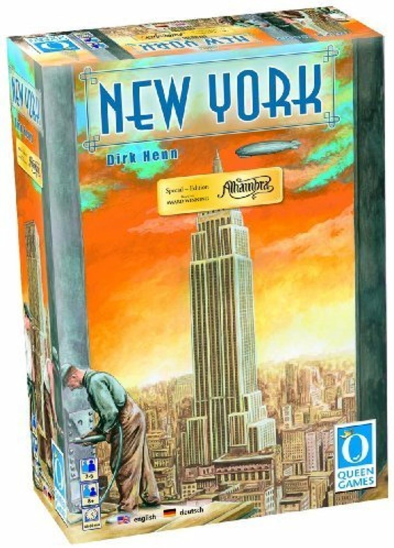 ahorra hasta un 80% New York York York Multi Language Board Juego by Queen Juegos  servicio de primera clase
