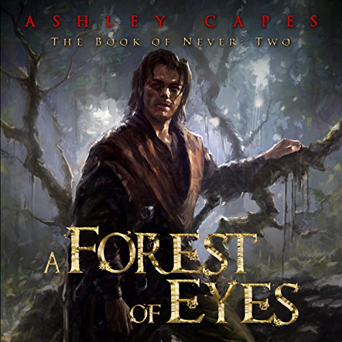 A Forest of Eyes audiobook cover art