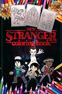 New Stranger Things Coloring Book :: Stranger Things
