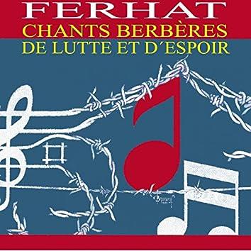 Chants berbères de lutte et d'espoir