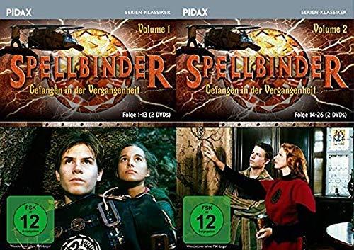 Zwei Welten - Staffel 1 / Spellbinder - (Series 1) - 4-DVD Set ( )