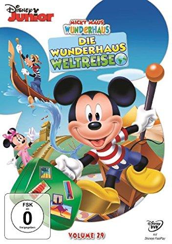 Micky Maus Wunderhaus, Volume 29 - Die Wunderhaus Weltreise