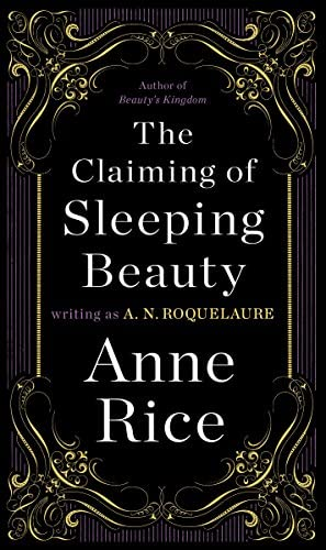The Claiming of Sleeping Beauty A Novel A Sleeping Beauty Novel product image