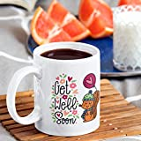 It is Pre-Designed Includes: 1 printed ceramic mug of size 11 oz 325 ml capacity, 3.25-inch diameter, 3.75-inch height Material: White Ceramic with good Quality Digital Printing and superior Quality Gloss Finished Features: Dishwasher Safe, Microwave...