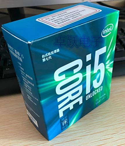 i5-7600K I5 7600K Boxed Processor CPU LGA 1151-land FC-LGA 14 nanometers Quad-Core CPU