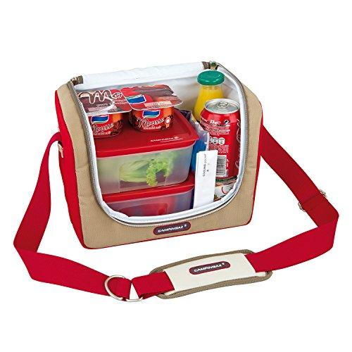 CAMPINGAZ Urban Picnic Lunch Bag Nevera Flexible, Color Rojo, Unisex, 5 L