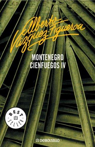 Montenegro (Bestseller (debolsillo)) (Cienfuegos nº 4)