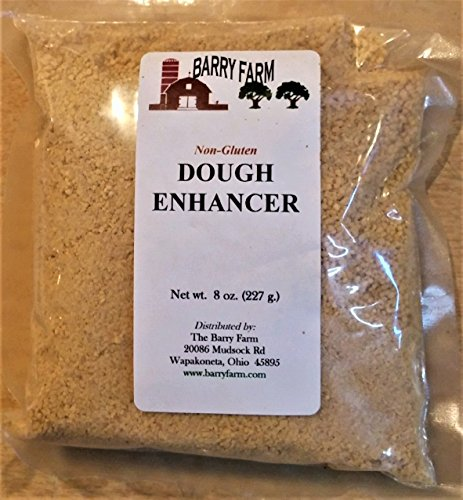 Non Gluten Dough Enhancer, 8 oz.