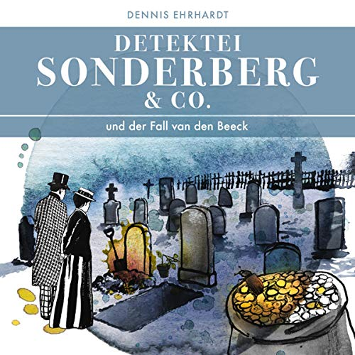Sonderberg & Co. und der Fall van den Beeck audiobook cover art