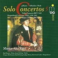 Concerto Harp/Concerto 2 Harps/Concerto Violin