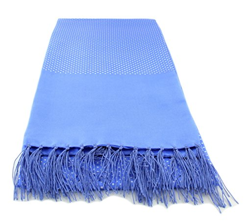 Michelsons of London - Sciarpa - Uomo Blu ghiaccio Taglia unica