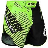VENUM Training Camp 2.0 Pantalones Cortos de Entrenamiento, Unisex Adulto, Negro/Neon...