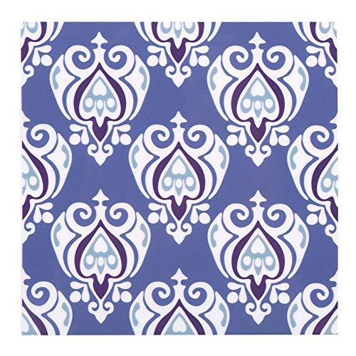 Etiqueta engomada del azulejo, etiqueta engomada del cuarto de baño fácil de pegar 10Pcs / Set para la sala de estar para el hogar