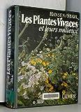Les plantes vivaces et leurs milieux