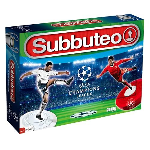 Megableu Editions Subbuteo Champions League